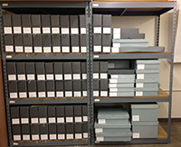 The Elsie H. Hillman Papers are located at the University of Pittsburgh's Archives Service Center.